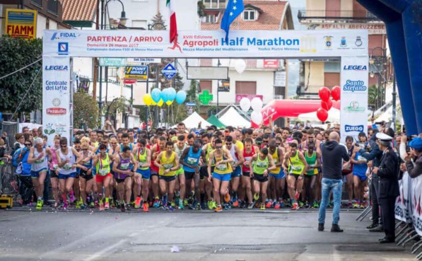 Half Marathon 2019 Agropoli Paestum