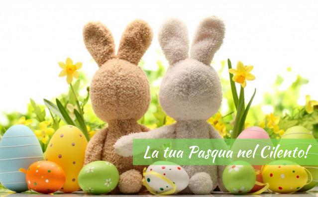 Vacanze di Pasqua 2019 nel Cilento