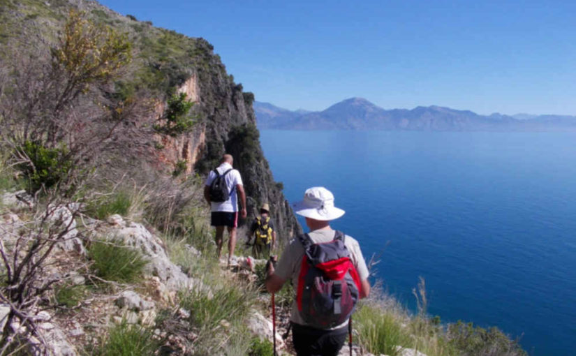 Itinerari di trekking nel Cilento