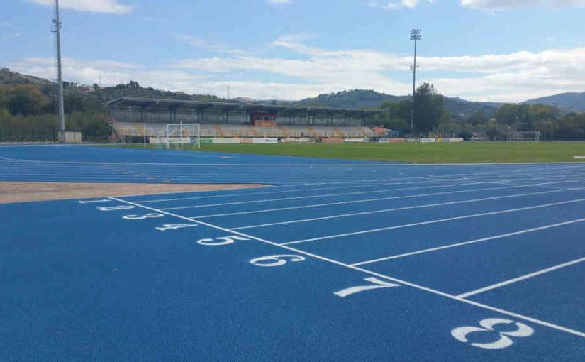 Atletica leggera, i Campionati Individuali su pista Allievi ad Agropoli dal 21 al 23 giugno 2019