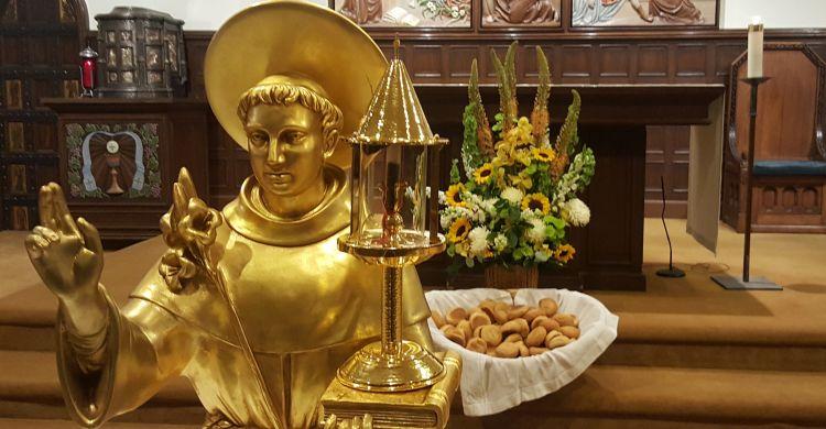 reliquie sant'antonio san francesco agropoli