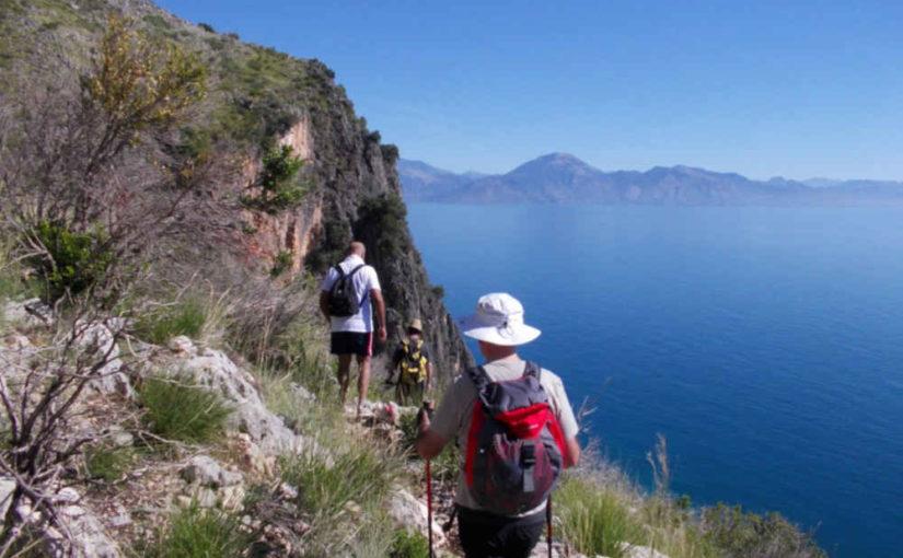 Escursioni e trekking nel Cilento, estate 2021